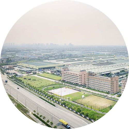 1999-kunshan-china-factory-established